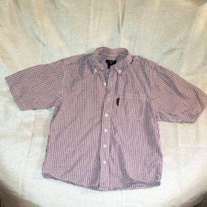 EUC U.S. Polo Assn. Plaid Button Up Shirt